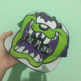Purple Tazmania Snapback