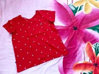 Regatta blouse