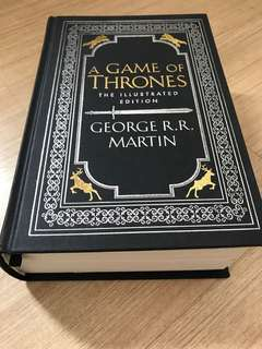 Game Of Throne (Hardcover Illustrated Version)