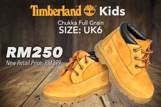 Timberland Shoes Boots for kids