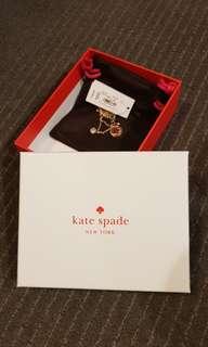 Pink Spade bracelet