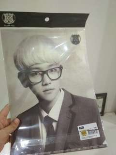 OFFICIAL Baekhyun Clear File from SUM