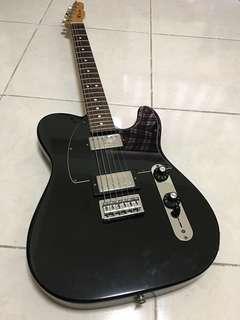 Fender Black Top Telecaster