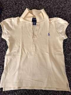 Ralph Lauren Polo Shirt (size 5)