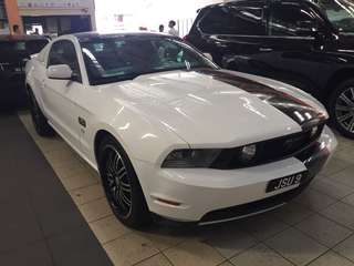 2011 Ford Mustang GT V8 Used Unit