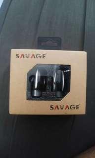 Savage Bar End