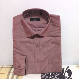 KEMEJA COLE SLIM FIT numor 15,5 / M to L