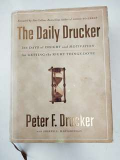 The daily Drunker 366 days of insight and motivation