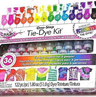 Instock: Tulip One Step 18-Colour Tie-dye Kit