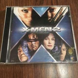 X-Men 2 CD