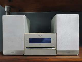 Sony CMT-DH3 - Micro System