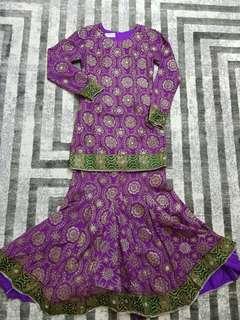 Shawl Publika Baju Kurung Moden