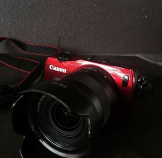 FURTHER MARKDOWN! Canon EOS M with 18-55 IS STM
