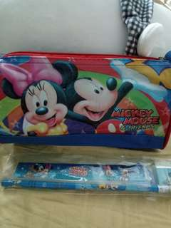 Paket stationery miki mini