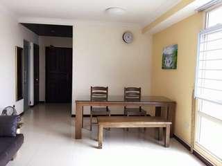 14th floor aircon room 5mins to buangkok mrt
