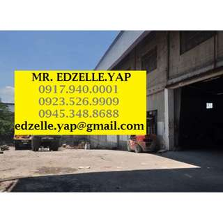 Warehouse for Sale Valenzuela City