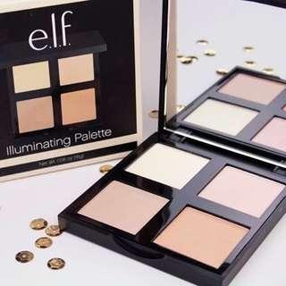 e.l.f. elf Illuminating Palette