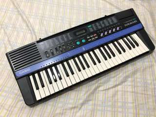 Casio CT-840 電子琴(日本製)