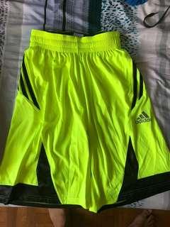 Adizero basketball shorts