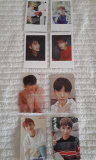 joshua photocards