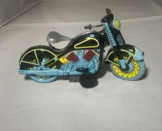 Diecast Harley Davidson Motor