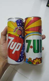 7up vintage edition collectables