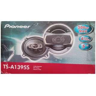 Pioneer 5 Inch 300W 4 Way Car Speaker For Sale