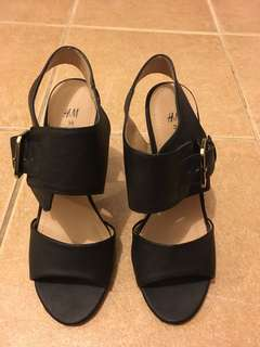 H&M heels for sale size 38/7