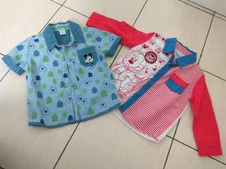 Boys Shirts (Disney)