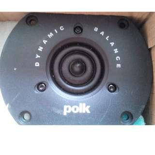 Polk Audio Tweeter For Sale