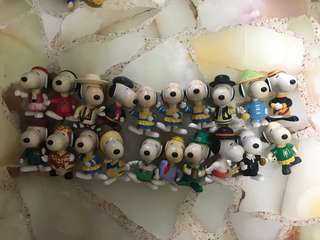 Snoopy MacDonald Collection