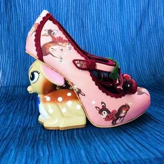 Little Cherry Deer Heels