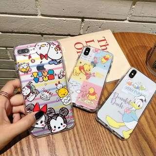 iPhone Case 唐老鴨、米奇