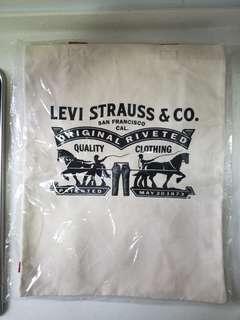 Levis 2018 Tote Bag布袋(100%new)