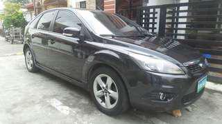 Ford focus 2010  diesel automatic (fuel efficient)