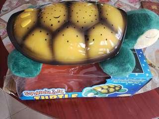 Sparking turtle