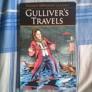 The Gulliver's Travels by Jonathan Swift