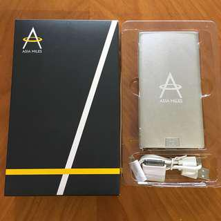 AsiaMiles portable charge 充電器