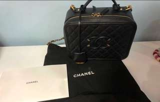Pre Loved Chanel Vanity case