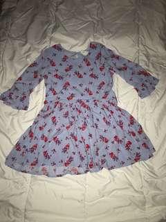 Pumpkin Seed AUS 5y Cotton Dress