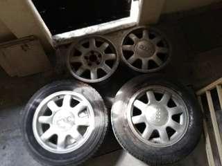 Rim Audi 16 inch