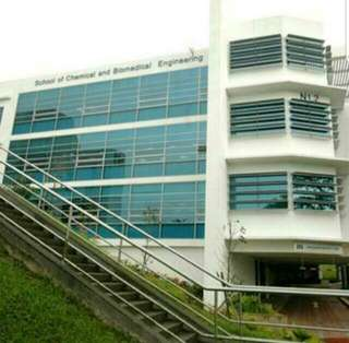 NTU Chemical Engineering (LAB REPORTS, NOTES)