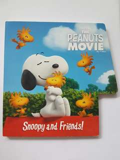 Children Book - The Peanuts Movie