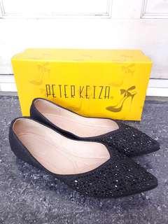 [NEW] Flatshoes Black Peter Keiza