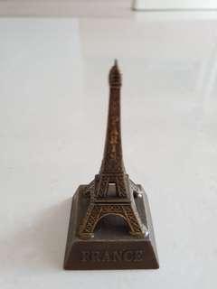 France Eiffel tower ornament