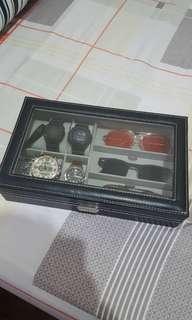 Leather Box Case