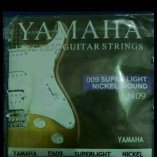brand new Yamaha electric guitar full Set string FIXED price