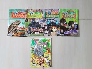 Young scientists magazines