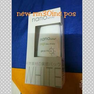 NANO WHITE SUNBLOCK SPF 50 PA