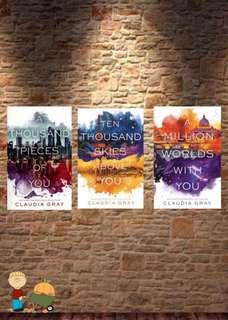 Claudia Gray Firebird Trilogy E-book